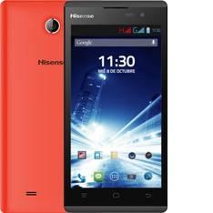 Telefono Movil Smartphone Hisense U961r  /  Rojo  /  5 Pulgadas  /  8 Gb  Rom  + 1 Gb Ram  /  Dual C