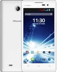 Telefono Movil Smartphone Hisense U961w  /  Blanco  /  5 Pulgadas  /  8 Gb  Rom  + 1 Gb Ram  /  Dual
