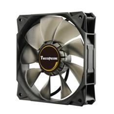 Ventilador Gaming Enermax De Alta Presión Twister Pressure  Uctp12p Para Disipadores 12 Cm UCTP12P