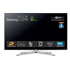 "LED TV SAMSUNG 50"" 3D SMART TV UE50H6400  FULL HD/ 400Hz CMR/ TDT HD/ 4 HDMI/  3 USB VIDEO/ WIFI DIR"