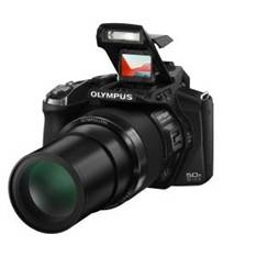 Camara Digital Olympus Sp-100ee Negra 16 Mp  / zo 50x /  Hd  / lcd 3 Pulgadas /  Mira Telescopica /