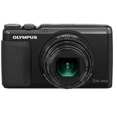 Camara Digital Olympus Sh-60 Negra 16mp Zo 24 / 48x  Lcd 3 Pulgadas Tactil Iso Hasta 6400 V107070BE0