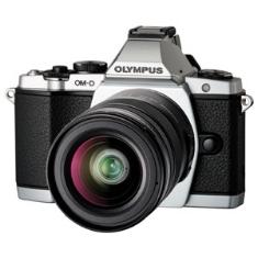 Camara Digital Olympus Om-d E-m5 Plata 16mp Kit 12-50mm Iso Hasta 25600 Full Hd Lcd 3 Pulgadas Abati