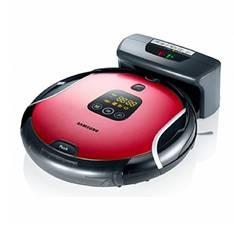 Aspirador Navibot Samsung Vcr8930l3r Rosa Alto 8 Cm, 6 Programas Pantalla Tactil VCR8930L3R/XEF