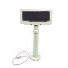 Display Visor Tpv Vfd 450 Fluorescente Blanco VISORVFD450