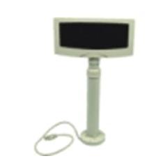 Display Visor Tpv Vfd 450 Fluorescente Negro VISORVFD450NEGRO