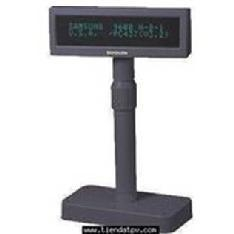 Display Visor Tpv Bixolon Bcd-1000 Usb Negro VOSORBCD1000USB