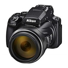 """CAMARA NIKON COOLPIX P1000 BRIDGE 16MP/3""""/ZOOM 83X/VR/FULL DH/WIFI/GPS/NFC"""