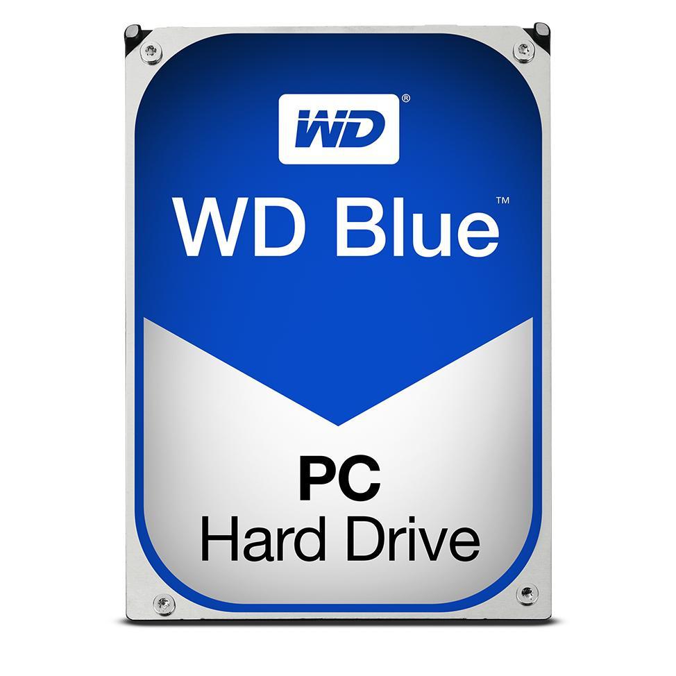 Disco Duro Interno Hdd Wd Blue Wd10ezex 1tb 3.5 Pulgadas Sata3 7200rpm 16mb 6gb / s WD10EZEX