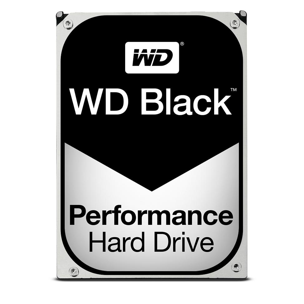 Disco Duro Interno Hdd Wd Black 2 Tb 2000gb 3.5 Pulgadas, Sata 3, 7200rpm, 64mg WD2003FZEX
