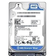 Disco Duro Interno Hdd Wd Blue Wd7500bpvx 750gb 2.5 Pulgadas Pulgadas Sata 600 5400rpm 8mb WD7500BPV