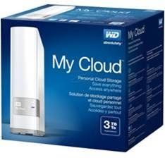 Disco Duro Externo Hdd Wd Nas My Cloud 2tb , Usb 3.0, Red Blanco WDBCTL0020HWT-EESN
