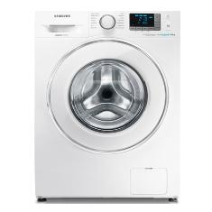 Lavadora Samsung Wf80f5e5u4w Ecobubble 8kg 1400 Rpm A +  +  + -20, Maxi Graphic Display, Motor Digit
