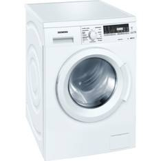Lavadora Siemens 7kg, 1400 Rpm, A +  +  +  , Blanco Eco Perfect WM14Q467EE