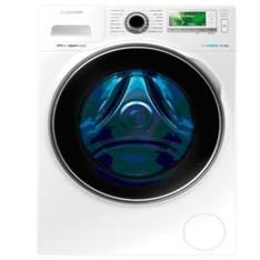 Lavadora Samsung Ecobubble 12kg 1400 Rpm A +  +  +  Inverter, Crystal Blue, Gar.10 Años WW12H8400EW/