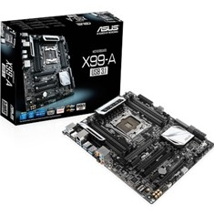 Placa Base Asus Intel X99-a / usb3.1 Socket 2011 Ddr4x8 2133mhz 64gb Atx X99-A/USB31