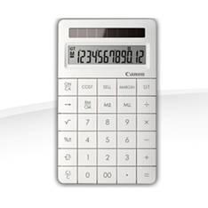 Calculadora Canon Sobremesa X Mark Ii Blanca Emea Hwb  /  12 Digitos XMARKIIB