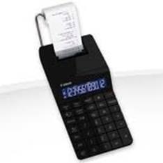 Calculadora Canon Impresion Sobremesa X Print Negro Xprint1b XPRINT1B