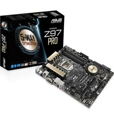 Placa Base Asus Intel Z97-pro Socket 1150 Ddr3x4 1600mhz 32gb Hdmi Atx Z97-PRO