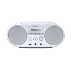 Radio Cd Mp3 Sony Zsps50w Blanco ZSPS50W