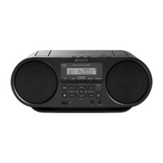 Radio Cd Mp3 Sony Zsrs60bt Negro  /  Boombox  /  Bluetooth ZSRS60BT