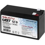 Batería agm salicru compatible para sais 9ah 12v