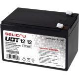 Batería agm salicru compatible para sais 12ah 12v