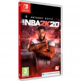 Juego nintendo switch - nba 2k20