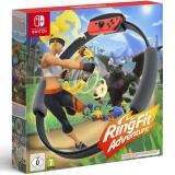 Juego nintendo switch - ring fit adventure