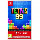 Juego nintendo switch - tetris 99 + 12 meses nintendo switch online