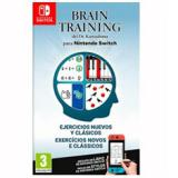 Juego nintendo switch - brain training del dr.
