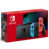 Consola nintendo switch mando color azul neon / rojo
