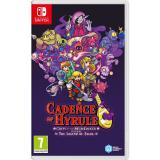 Juego nintendo switch - cadence of hyrule - crypt of