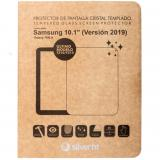"Protector de pantalla silver ht para Samsung tab a 2019 10.1"" (t510 / t515) cristal templado"