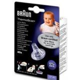 Funda higienicas braun para termometros thermoscan