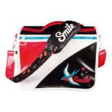 Bolsa cámara smile size s + funda para lentes retro pin up