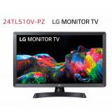 "Monitor TV led lg 23.6"" 24tl510v-pz 1366 x 768 5ms HDMI USB dvb-t2"