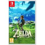 Juego nintendo switch - the legend of zelda: breath of