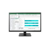 "Monitor led ips lg 27bk550y 27"" fHD 5ms VGA dvi HDMI display port USB reg. altura"
