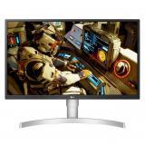 """Monitor led lg ips 27ul550-w 27"""" 3840 x 2160 5ms HDMI display port reg. altura"""