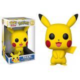 "Funko pop pokemon pikachu 10"" exclusivo"