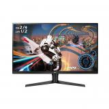 Monitor lg led ips 32gk650f 2560x1440 1ms HDMI display port pivotable