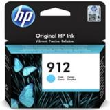 Cartucho tinta original hp 912 cian