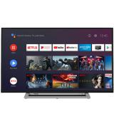 "TV toshiba 43"" led 4k uHD / 43ua3a63dg / android / WiFi / HDr10 / dolby vision /  HD dvb-t2 / c / s2 /  ..."