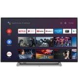 "TV toshiba 65"" led 4k uHD / 65ua3a63dg / android tv / WiFi / sound by onkio / HDr10 /  HD dvb-t2 / c /  ..."