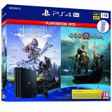 Consola sony ps4 slim 1tb + gow hits / hzd ce hits