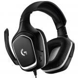 Auriculares con microfono logitech g332 gaming negro /