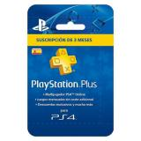 Tarjeta sony playstation plus card 90 dias ps4 / PS3 /