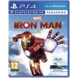 """Juego ps4 -  marvel""""s ironman vr"""