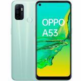 "Teléfono movil smartphone oppo a53 mint cream 6.5"" /  64GB rom / 4GB RAM / 13 + 2 + 2 mpx - 8mpx  ..."